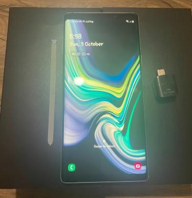 Samsung Galaxy Note 9(Dual Sim, 128gb)