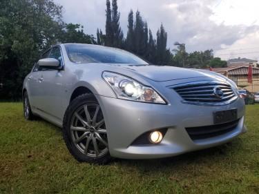 Newly Imported 2012 Nissan Skyline