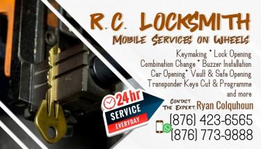Mobile Locksmith Other Market Portmore