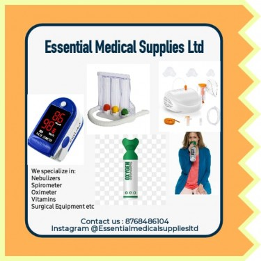 Essential Medical Supplies And Vitamins  Healthcare Services Kingston & St Andrew